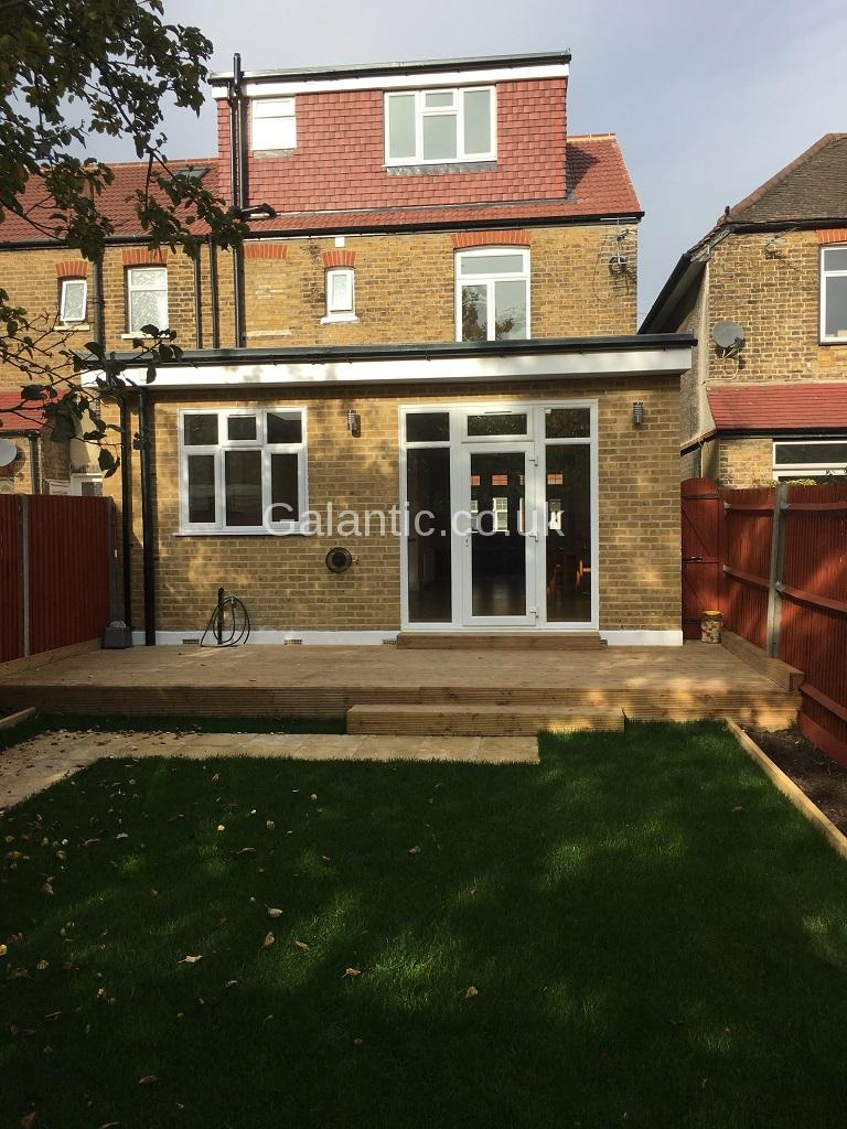 Extension & Loft Conversion - Barnet, EN5