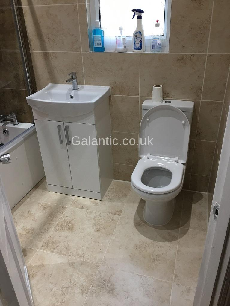 Bathroom - Enfield EN3